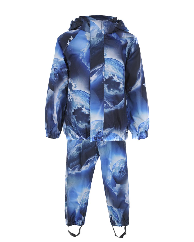 Комплект, куртка и брюки MoloКомбинезоны и комплекты<br>