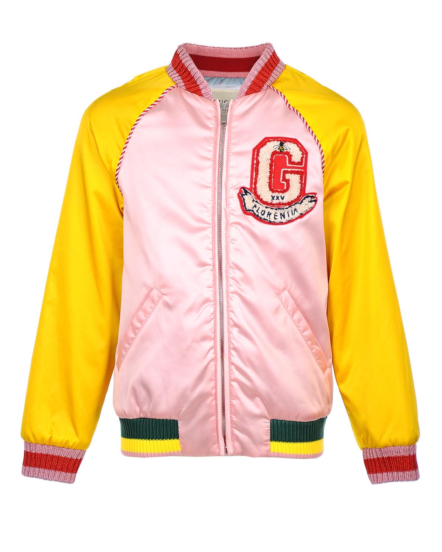 Куртка-бомбер GUCCIКуртки демисезонные<br>