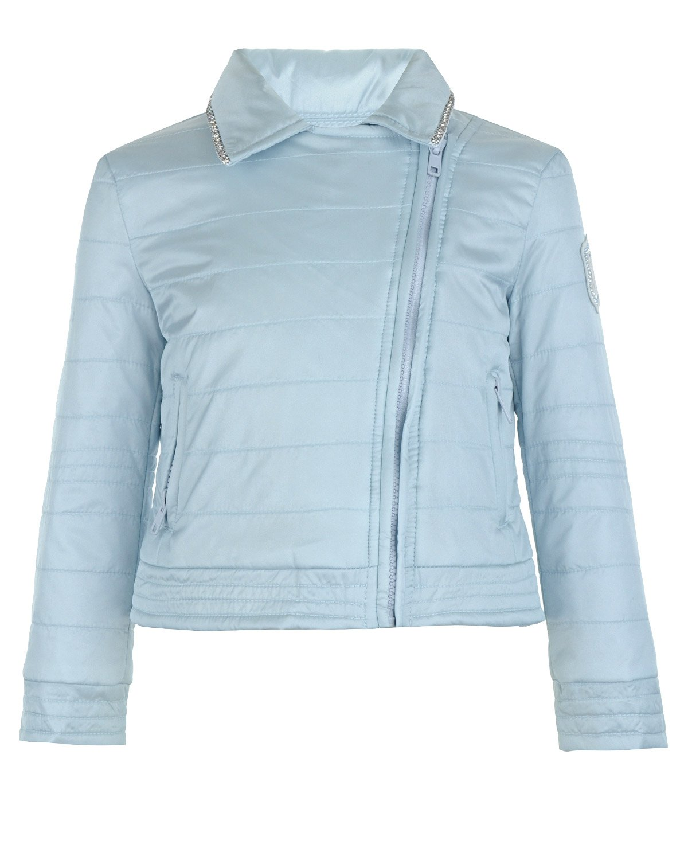 Купить Стеганая куртка-косуха, Monnalisa