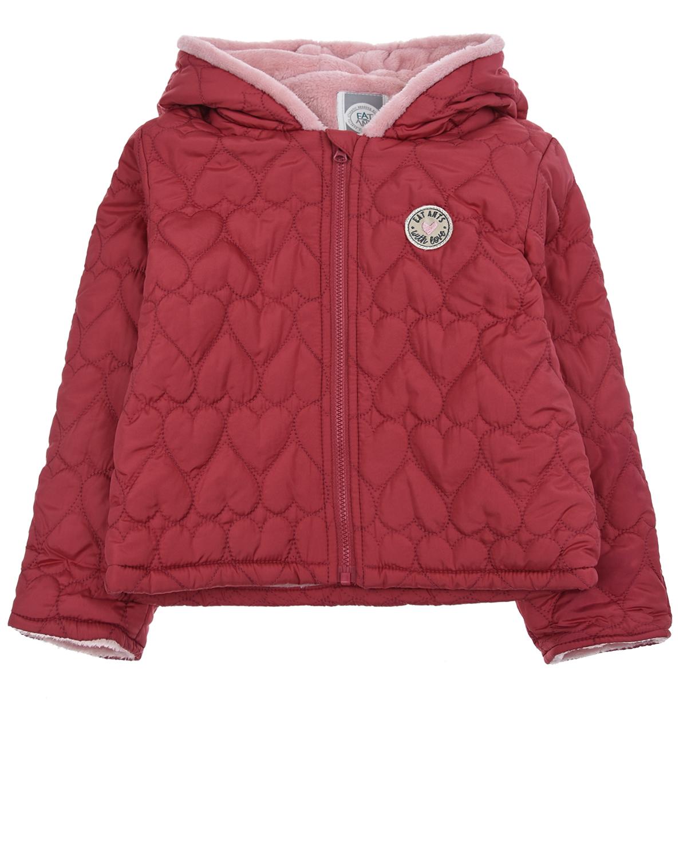 Купить Стеганая куртка с капюшоном Eat Ants by Sanetta