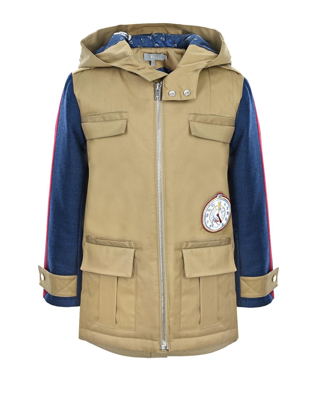 Куртка-парка Dior детская фото