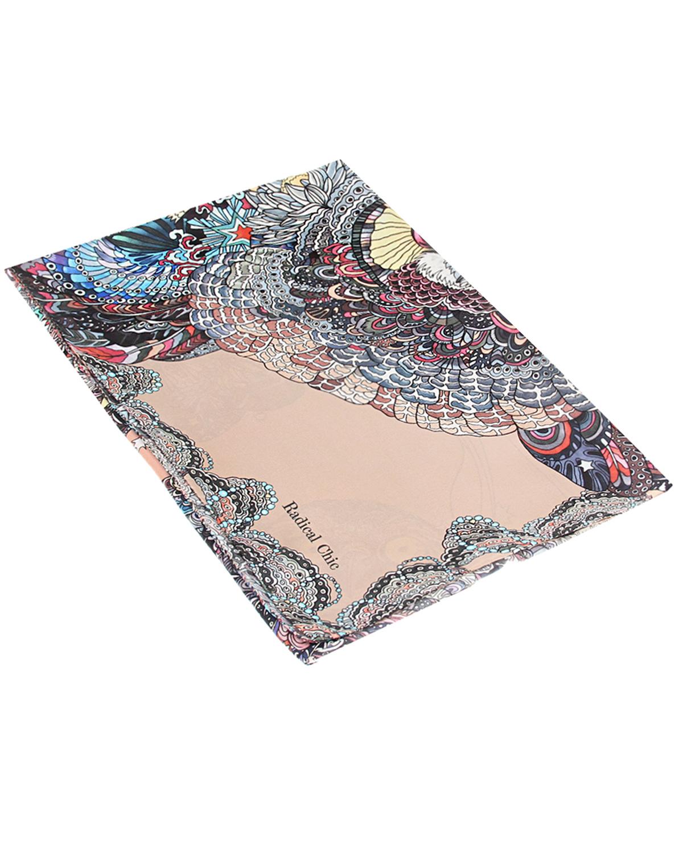 Купить Платок Expert , 120x120 см Radical Chic, Нет цвета, 100%шелк
