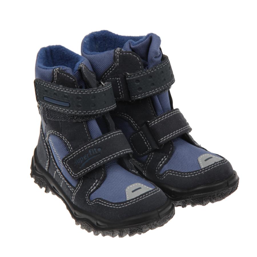 Ботинки Superfit для мальчиковБотинки, сапоги демисезонные<br><br>