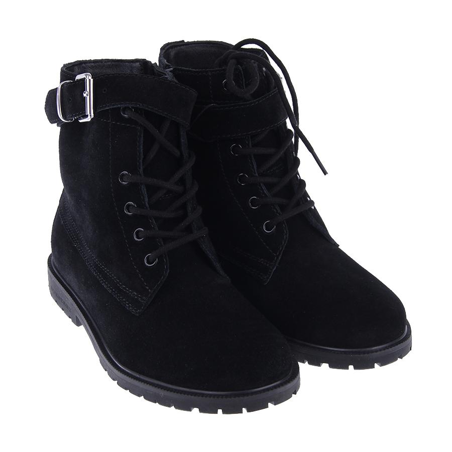 Ботинки Burberry для девочекБотинки, сапоги демисезонные<br><br>