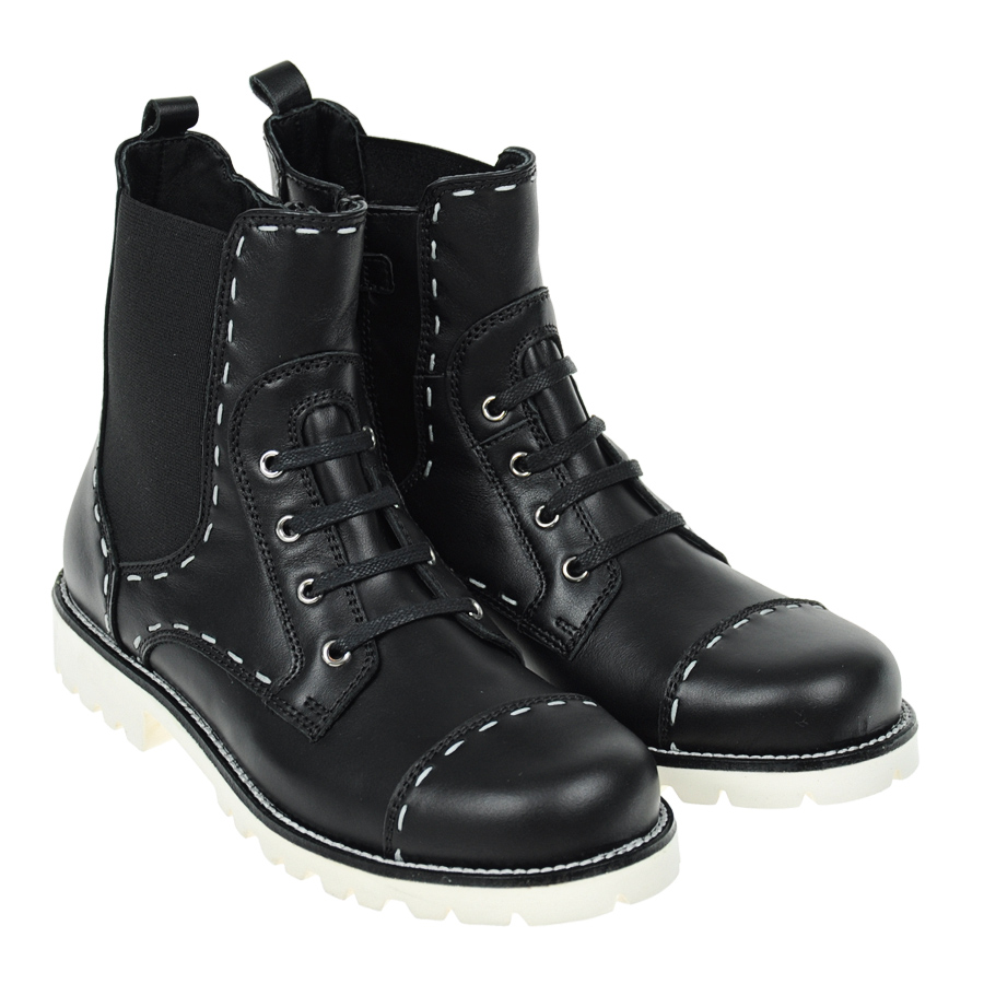 Ботинки Dolce&amp;Gabbana для девочекБотинки, сапоги демисезонные<br><br>