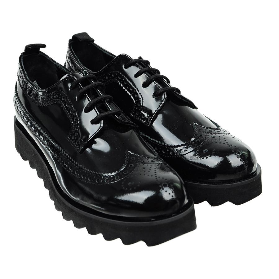 Ботинки низкие Dsquared2 для девочекБотинки, сапоги демисезонные<br><br>