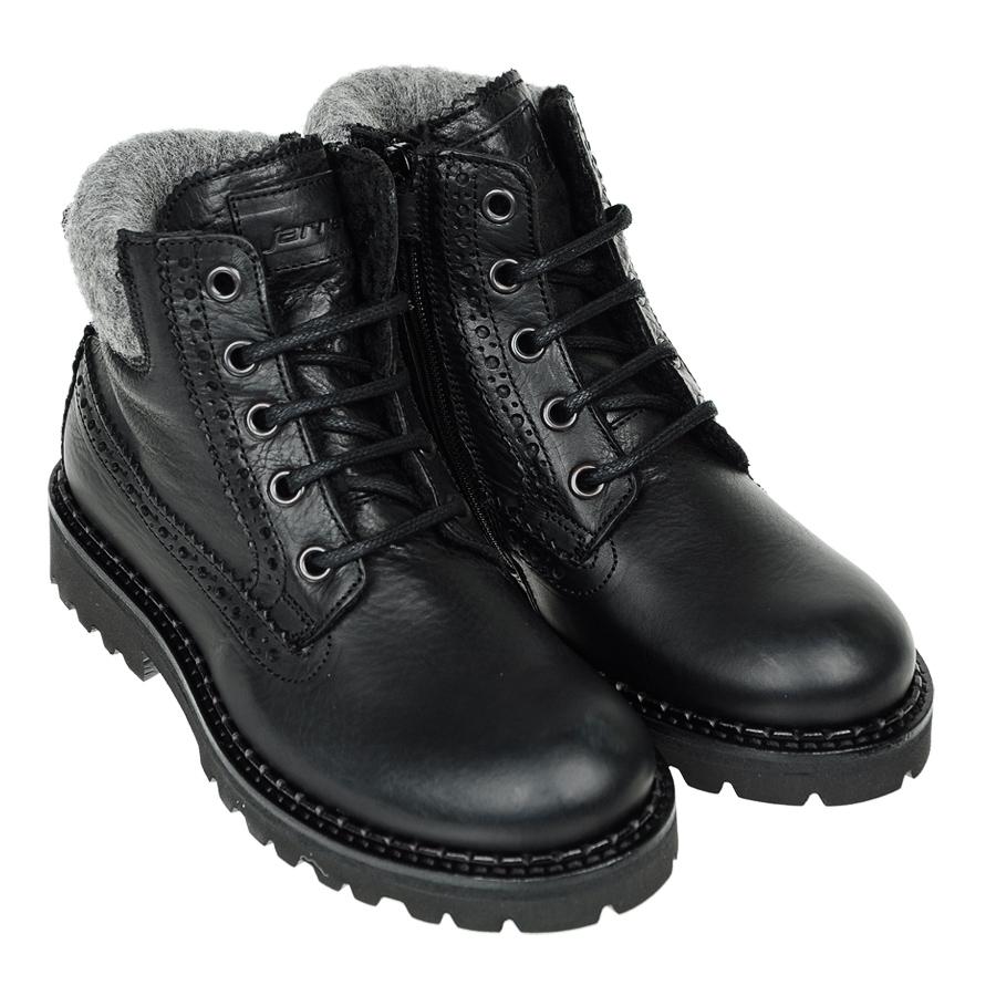 Ботинки Jarrett для мальчиковБотинки, полусапоги зимние<br><br>