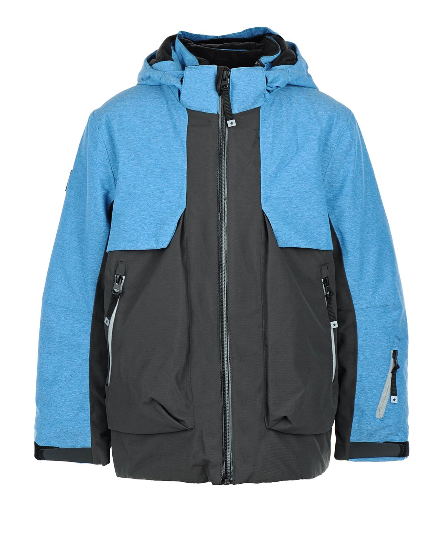 Куртка Molo Alpint Blue MountainsКуртки демисезонные<br><br>