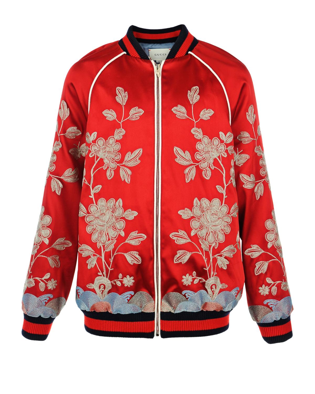 Куртка-бомбер GucciКуртки демисезонные<br><br>