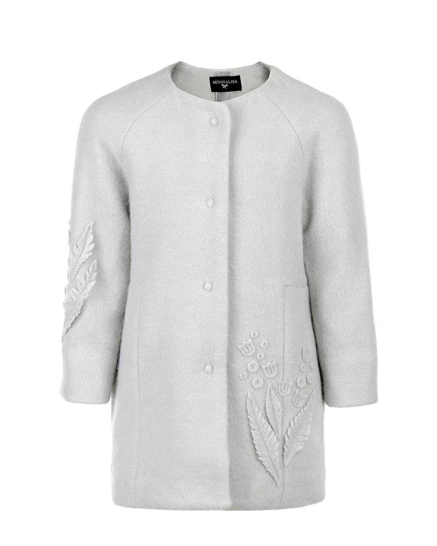 Купить со скидкой Пальто Monnalisa для девочек