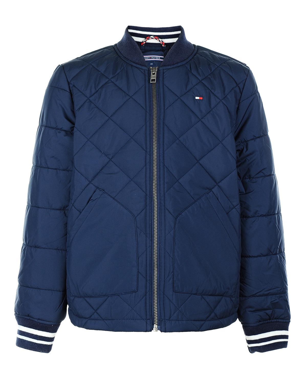 Куртка Tommy HilfigerКуртки демисезонные<br><br>