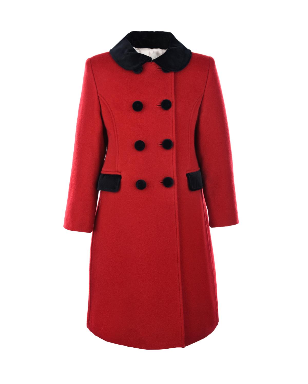 пальто dolce & gabbana для девочки
