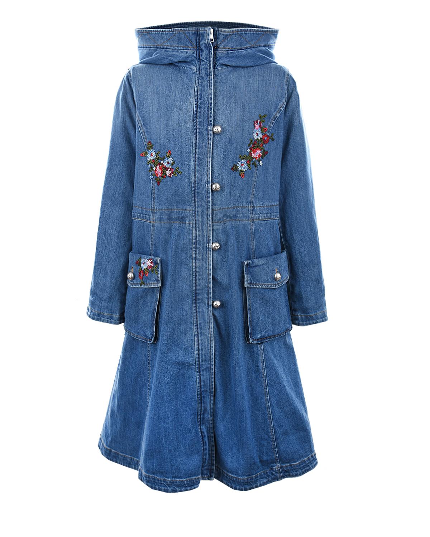 пальто ermanno scervino для девочки