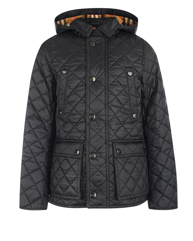 куртка burberry для мальчика