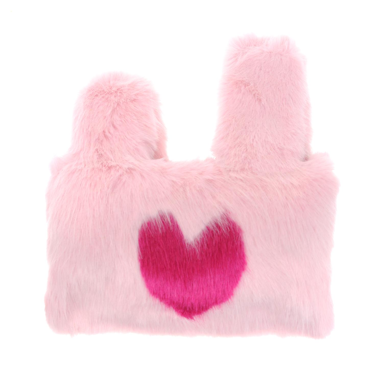 Купить со скидкой Сумка с сердцем