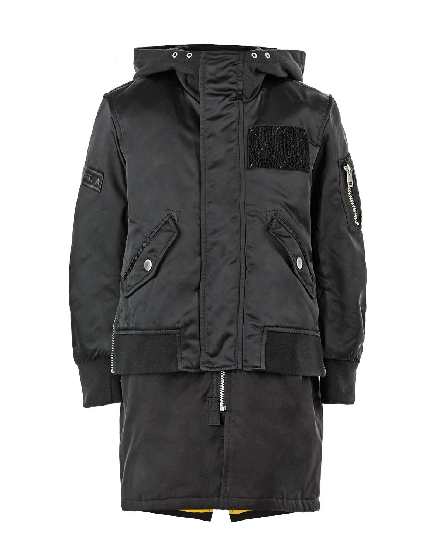 Куртка-парка Diesel