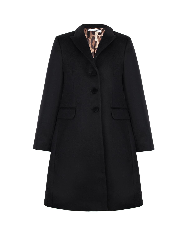 Шерстяное пальто Dolce&Gabbana