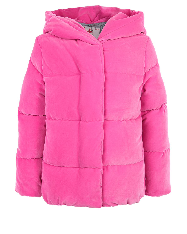 Стеганая куртка с капюшоном IL Gufo