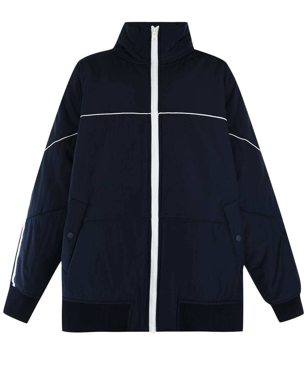Куртка с контрастной отделкой Little Remix
