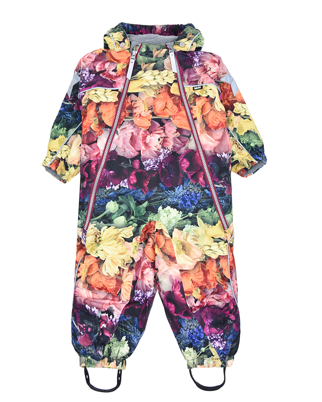 Купить Комбинезон с принтом Flower Rainbow, Molo