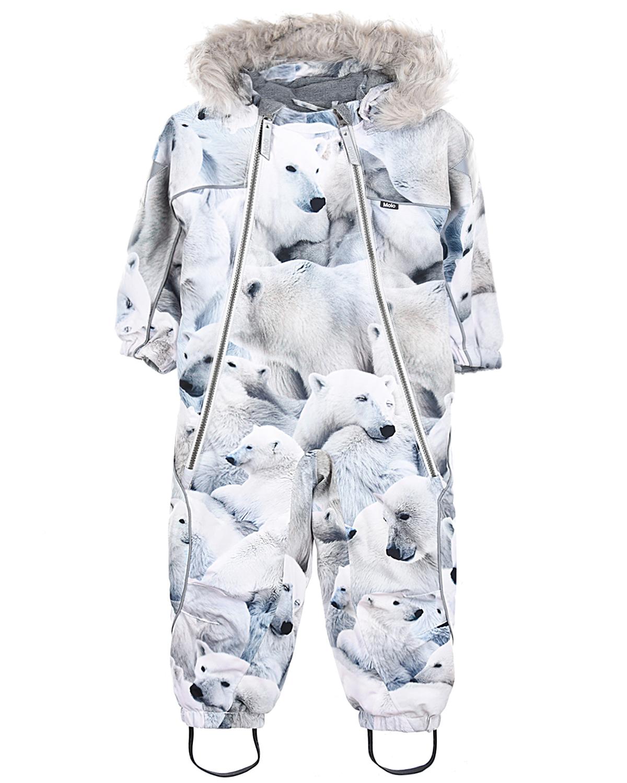 Купить Комбинезон с принтом Polar Bear, Molo