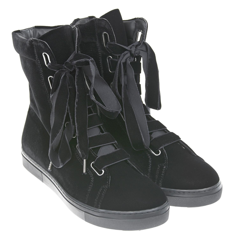 Велюровые ботинки Missouri