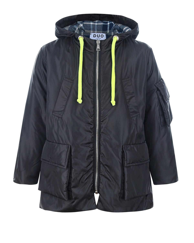 Купить Куртка прямого кроя с капюшоном, Natasha Zinko