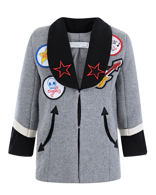 пиджак stella mccartney для мальчика