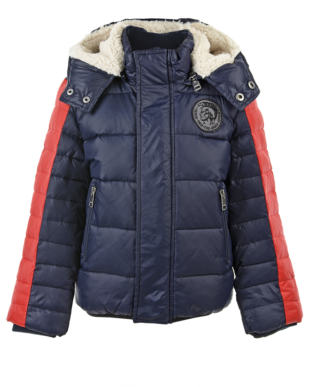 Куртка с капюшоном Diesel