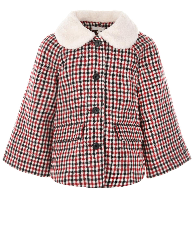 куртка chloe для девочки