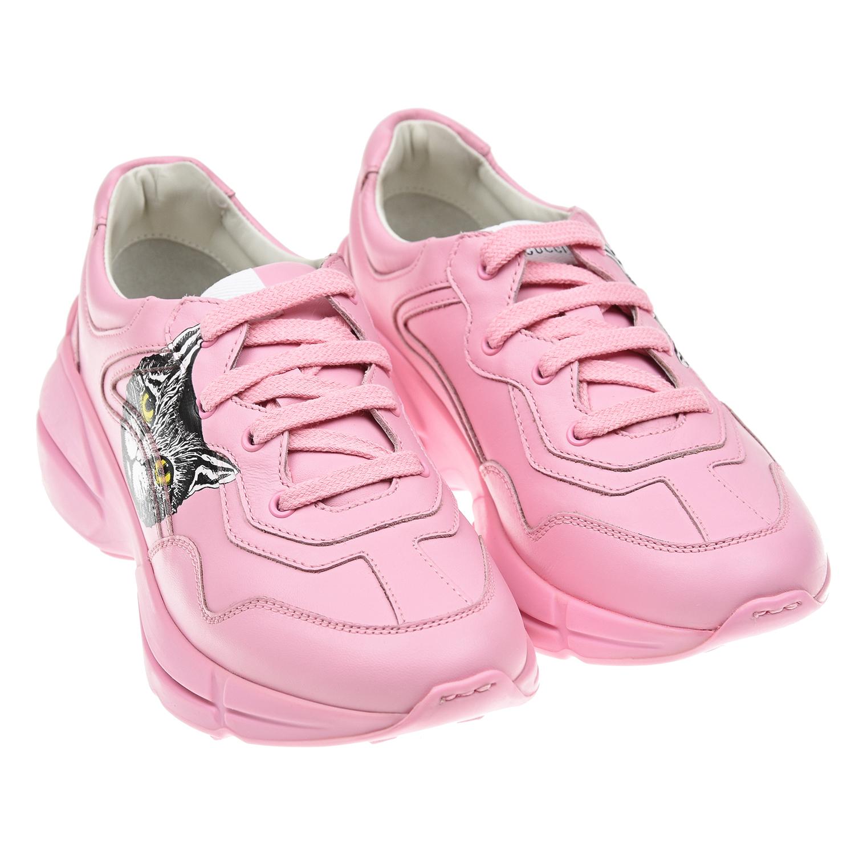 кроссовки gucci для девочки