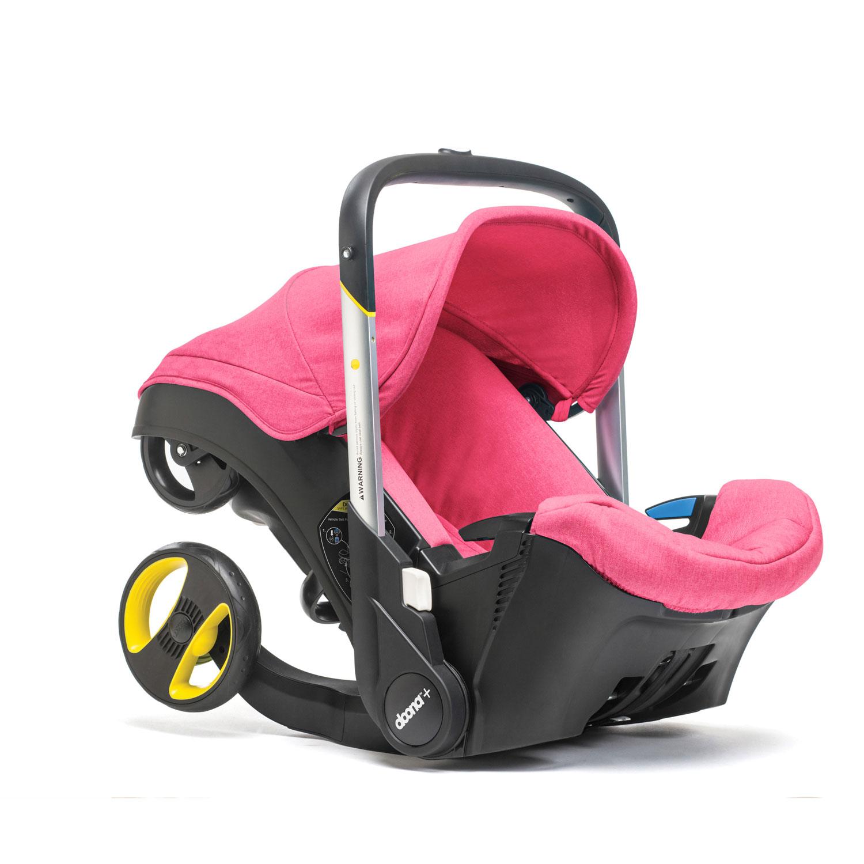 Кресло автомобильное Simple Parenting Doona+ SweetАвтокресла 0+ (0-13 кг)<br><br>