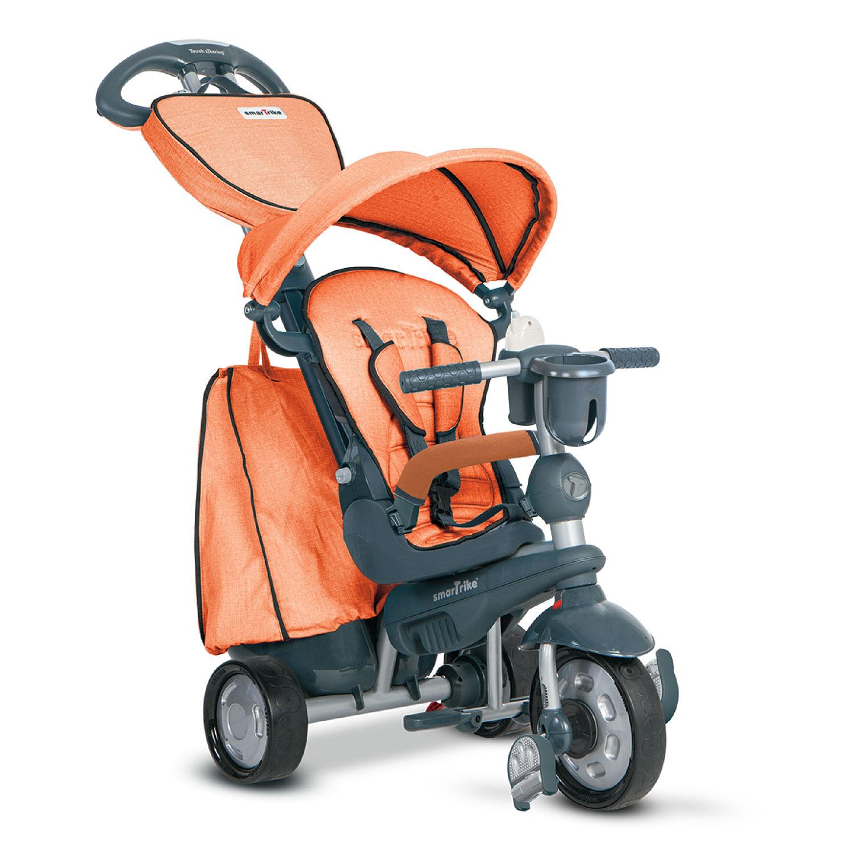 Велосипед Smart Trike Explorer оранжевый, от 10 мес. 5 в 1Велосипеды и самокаты<br><br>