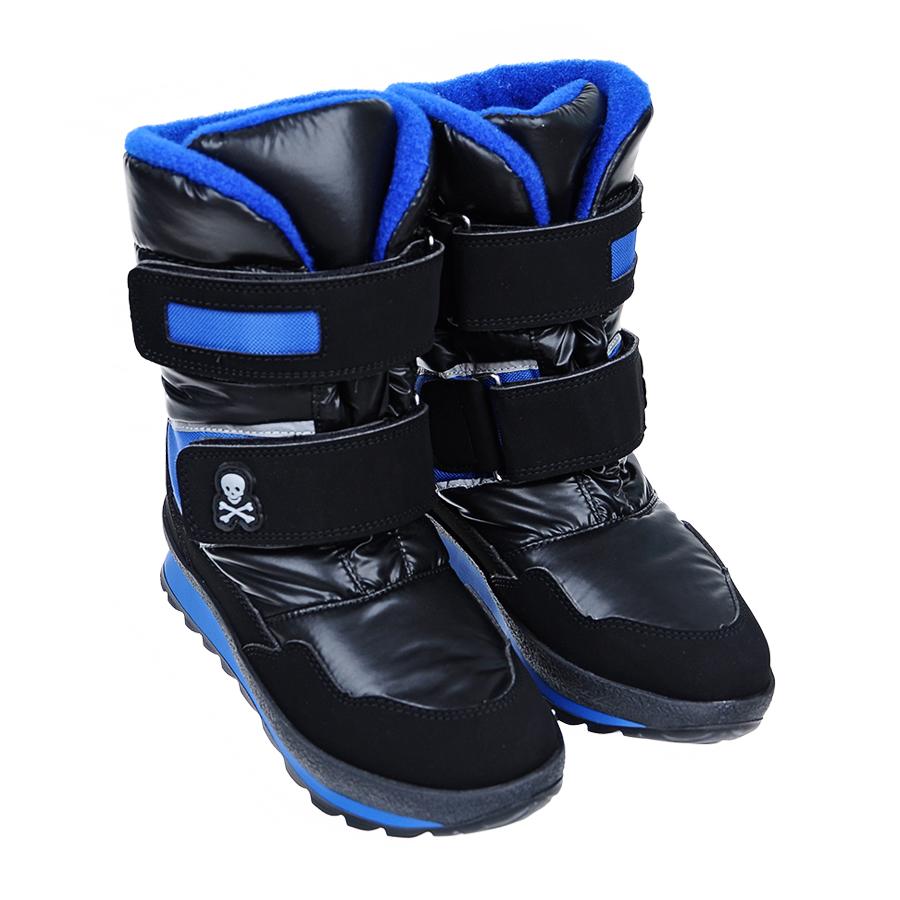 Мембранные сапоги Jog Dog для мальчиковБотинки, полусапоги зимние<br><br>