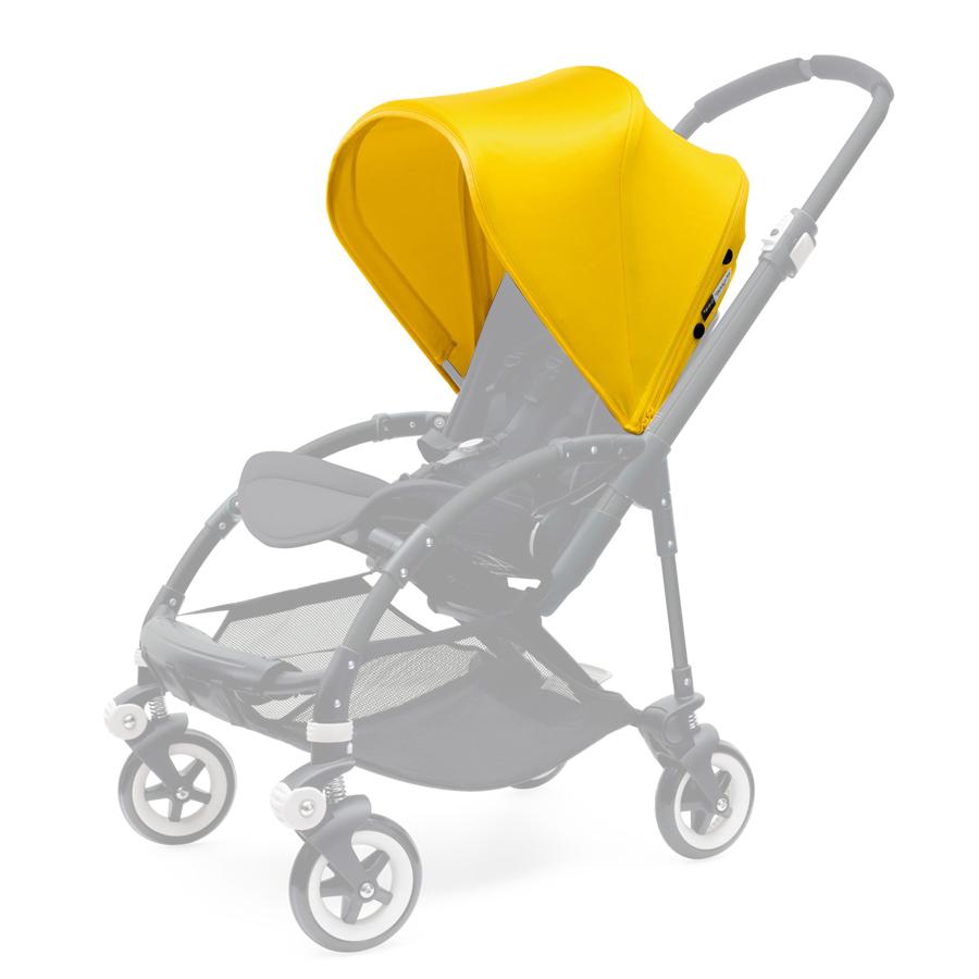 Капор для прогулочной коляски Bugaboo Bee 3 раздвижнойКоляски прогулочные<br><br>