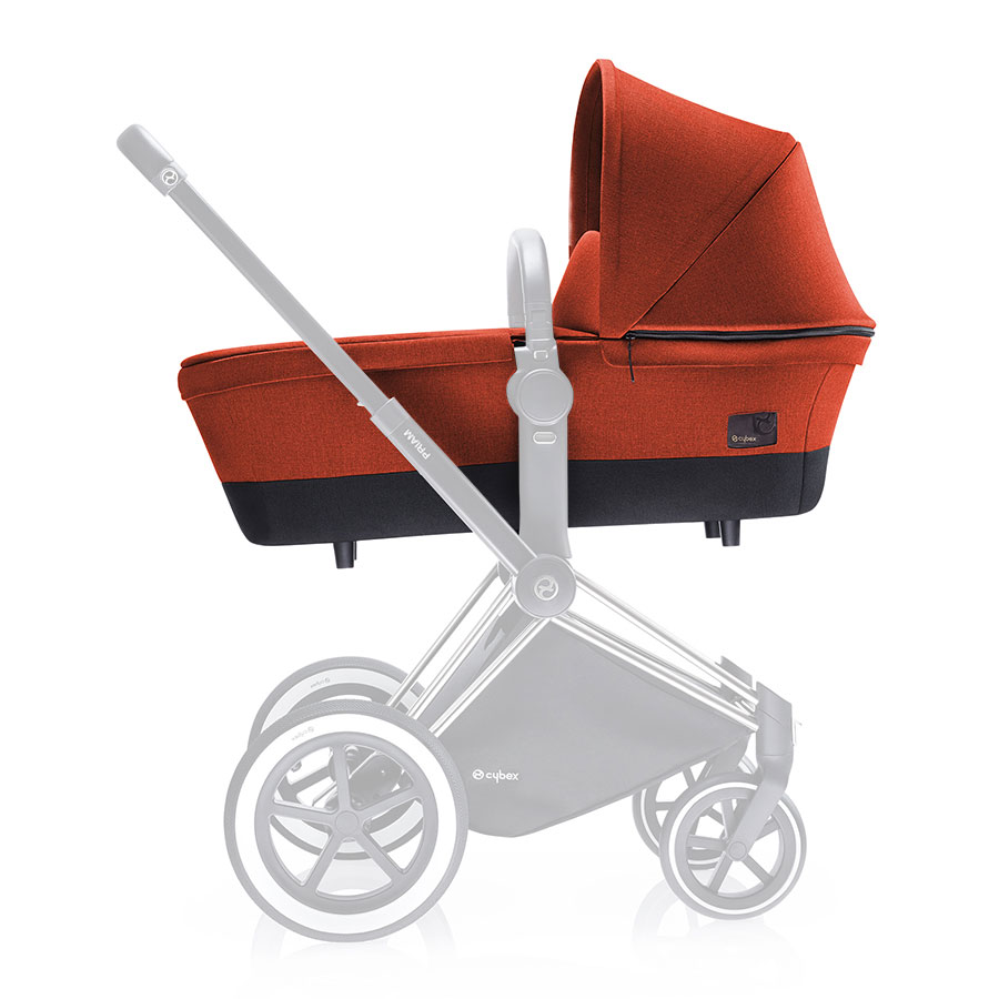 Люлька Cybex Priam Autumn GoldКоляски 2 в 1<br><br>