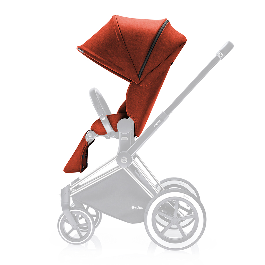 Прогулочный блок Cybex Priam Autumn Gold, LuxКоляски 2 в 1<br><br>