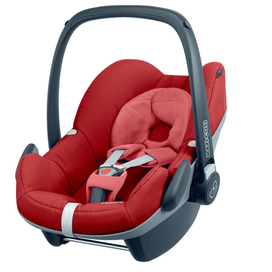 Кресло автомобильное Maxi-Cosi Pebble ред рамоурАвтокресла 0+ (0-13 кг)<br><br>