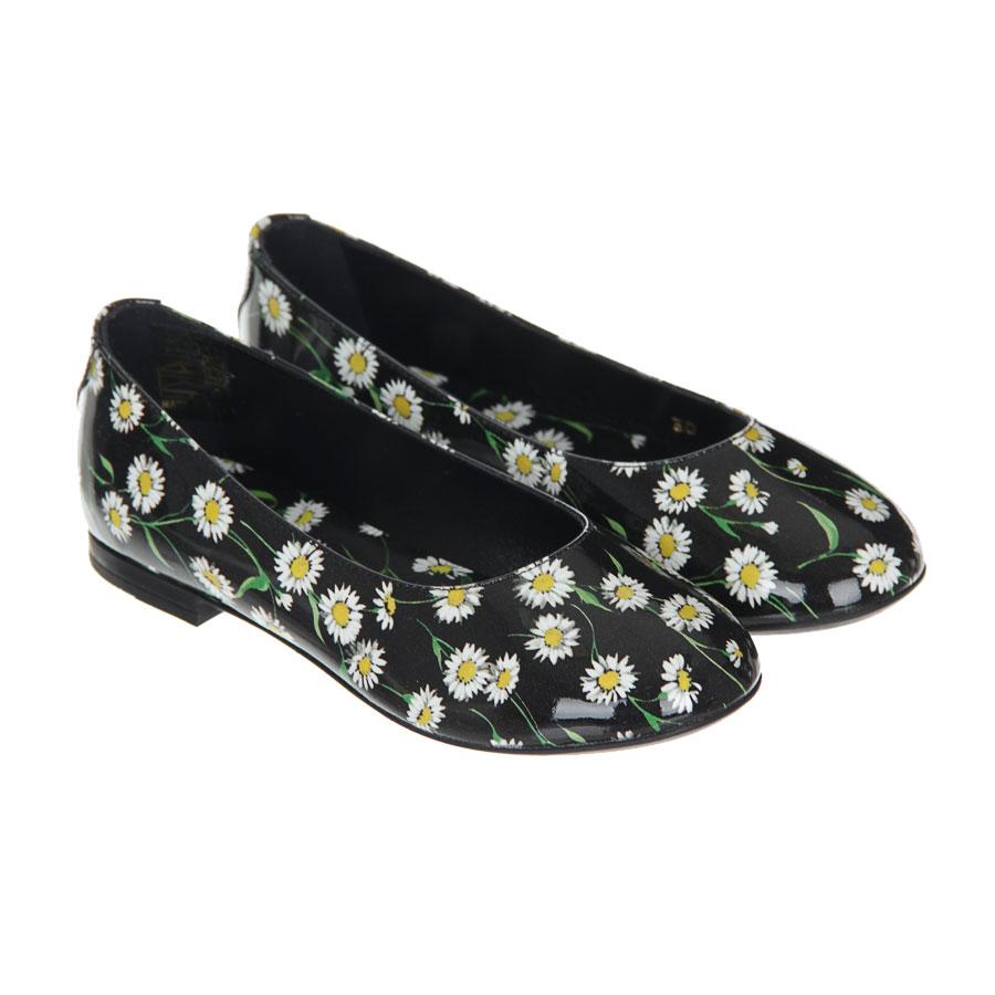 Балетки Dolce&Gabbana для девочек