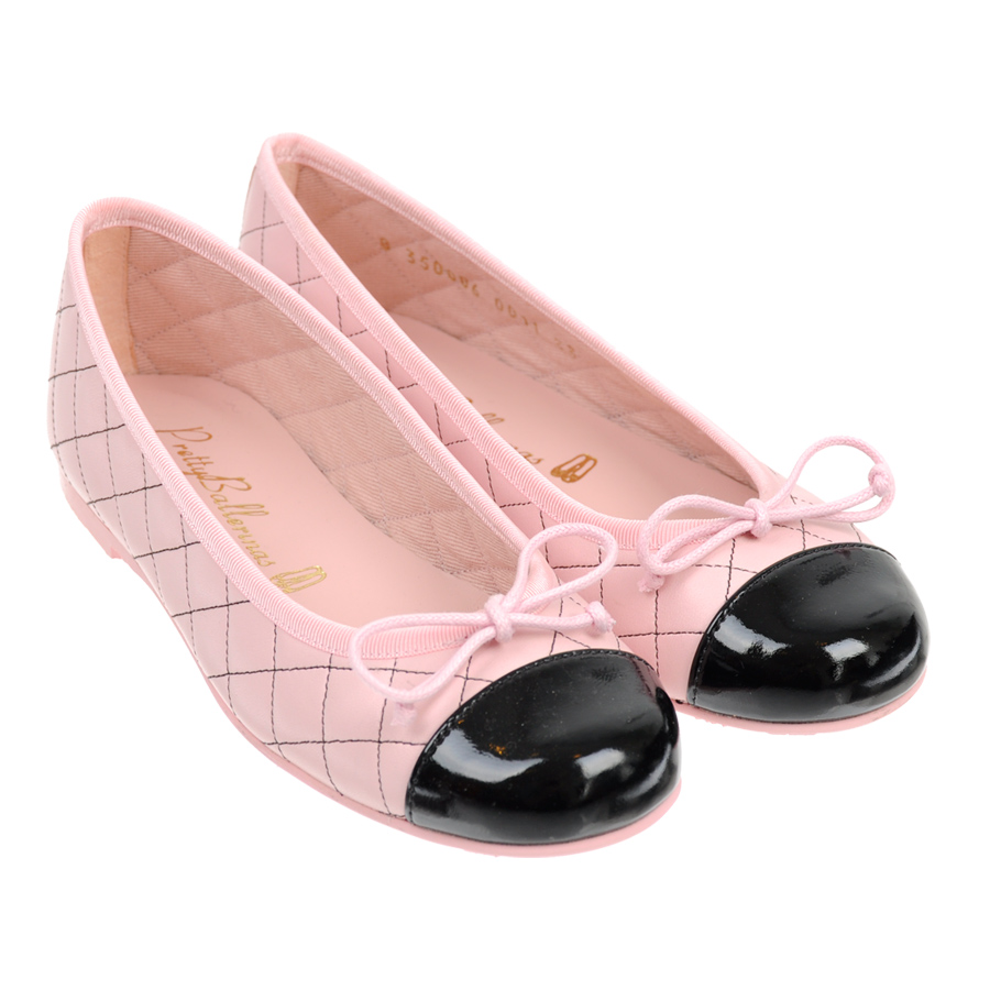Балетки Pretty Ballerinas для девочекБалетки<br><br>