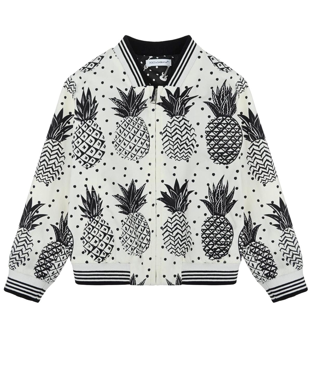 Ветровка Dolce&amp;Gabbana для малышейВерхняя одежда<br><br>