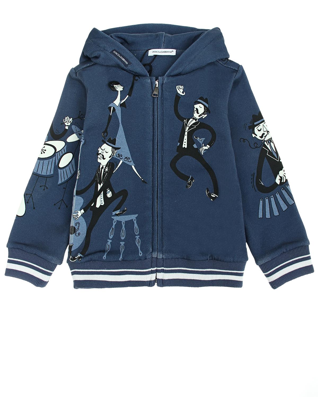 Куртка спортивная Dolce&amp;Gabbana для малышейСпортивная одежда<br><br>