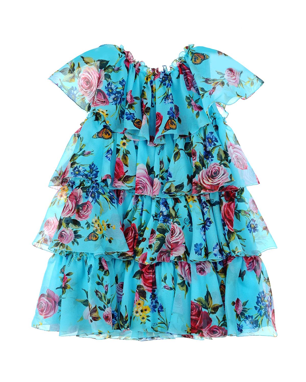 Платье Dolce&amp;Gabbana для малышейПлатья, Сарафаны<br><br>