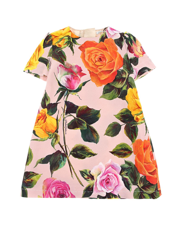 Платье Dolce&amp;Gabbana для малышейОдежда<br><br>