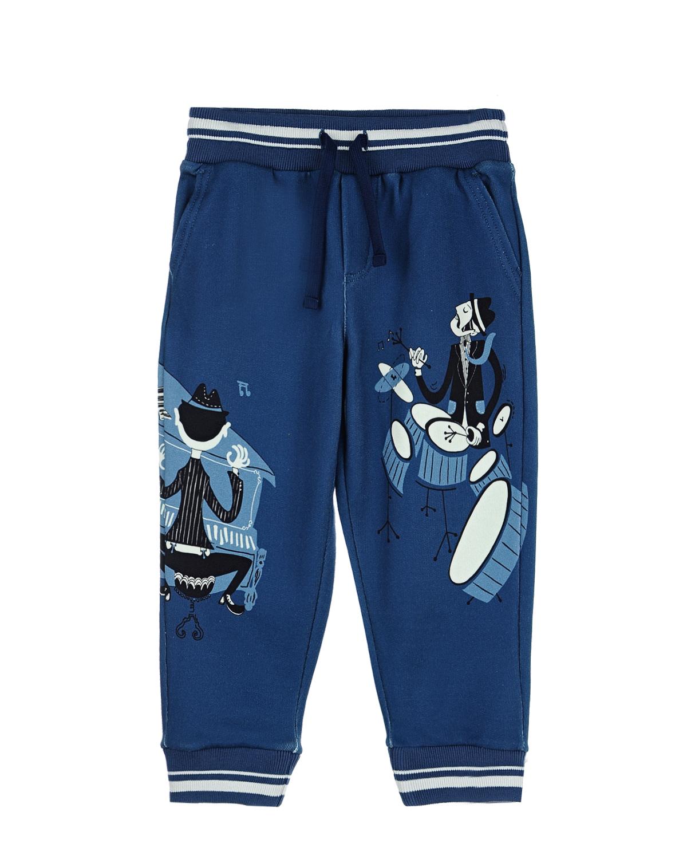 Брюки спортивные Dolce&amp;Gabbana для мальчиковОдежда<br><br>