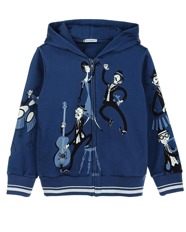 Куртка спортивная Dolce&amp;Gabbana для мальчиковСпортивная одежда<br><br>