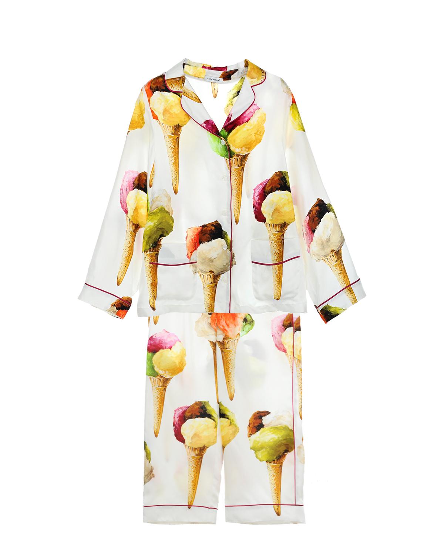 Комплект 2 дет Dolce&amp;Gabbana для девочекКомплекты<br><br>