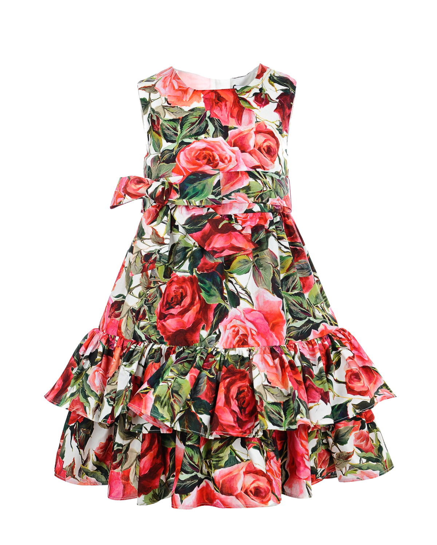 Платье Dolce&amp;Gabbana для девочекПлатья, Сарафаны<br><br>