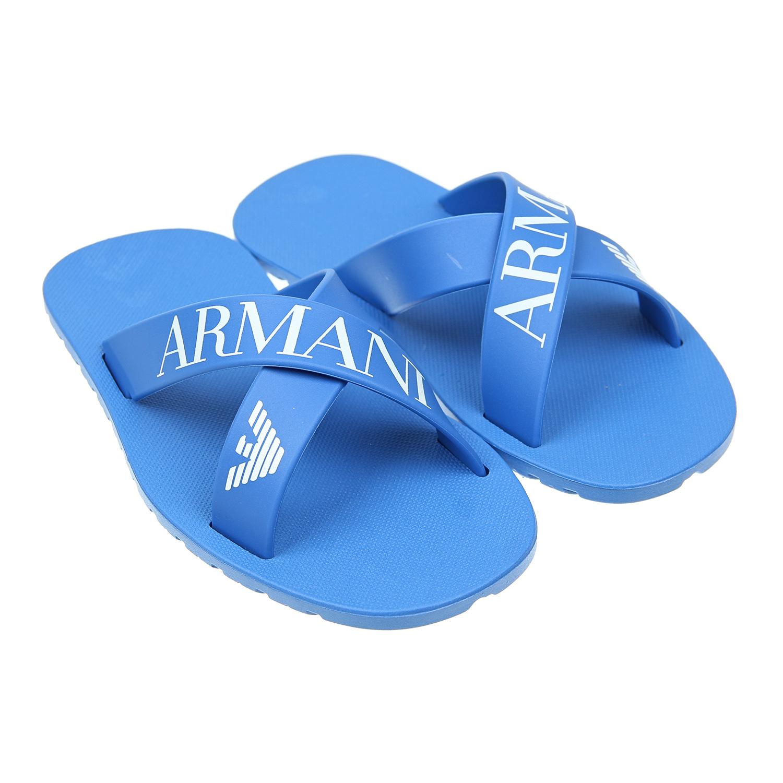 Шлепки Armani