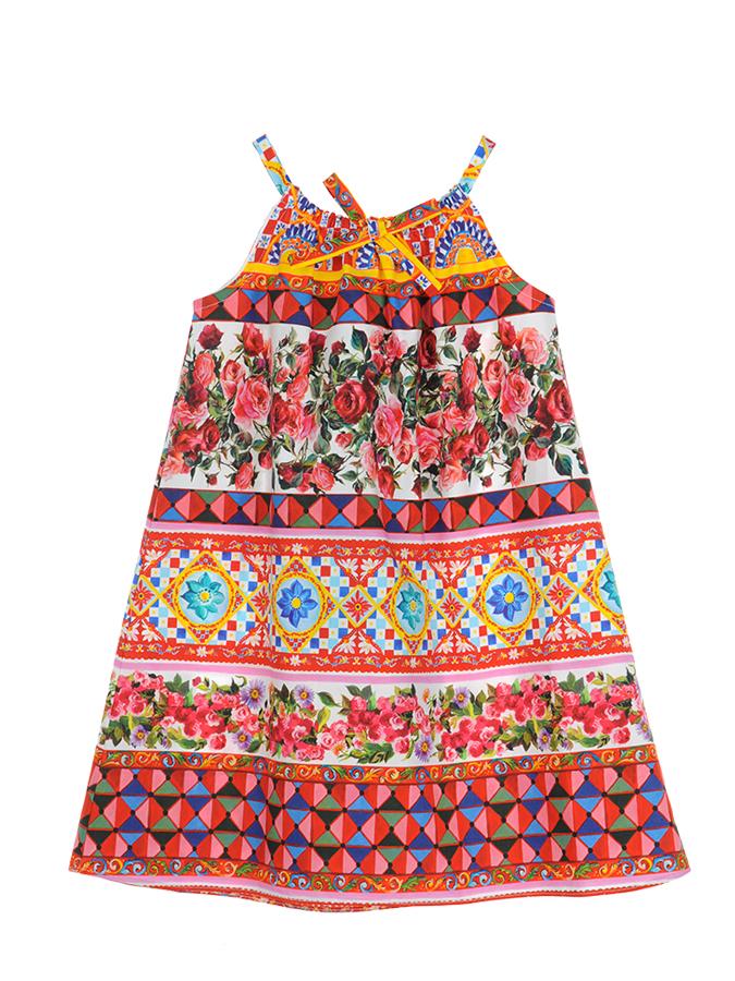 Сарафан Dolce&amp;Gabbana для малышейПлатья, Сарафаны<br><br>